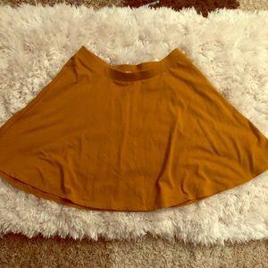 Cute cheerleading skirt